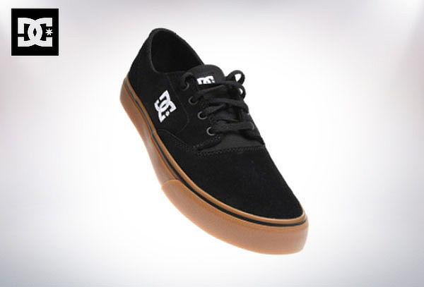 Tenis DC Shoes Flash 2 Color Negro