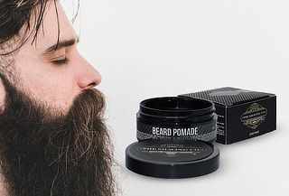 Pomada para Barba 2oz/60gr by The Shaving Co
