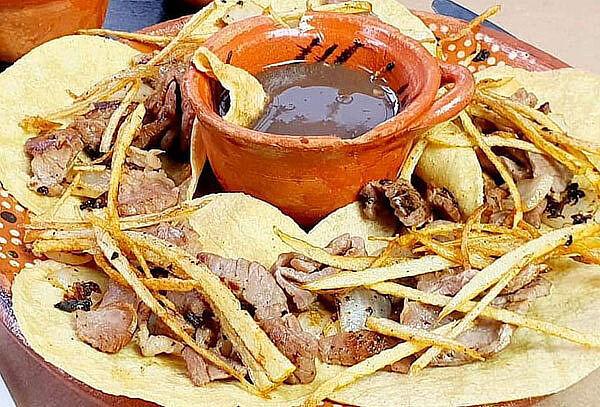 Consumo Carta Abierta Parrilla y Mariscos en Mariachito