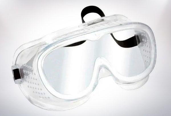 Goggle de Protección Marca Infra con policarbonato y PVC