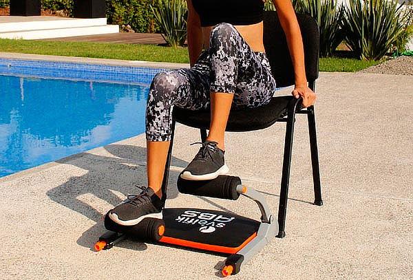 Svelfik ABS: Aparato de ejercicio para abdomen