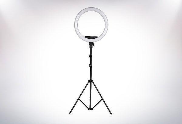 Aro de luz para fotografía Profesional Face light Pro