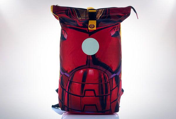 Mochila Marvel ¡Diseño a elegir!