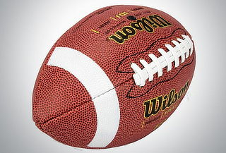 Balón Wilson Americano TDJ infantil #5