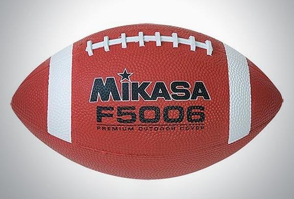 Balón Mikasa Americano Hule Jr