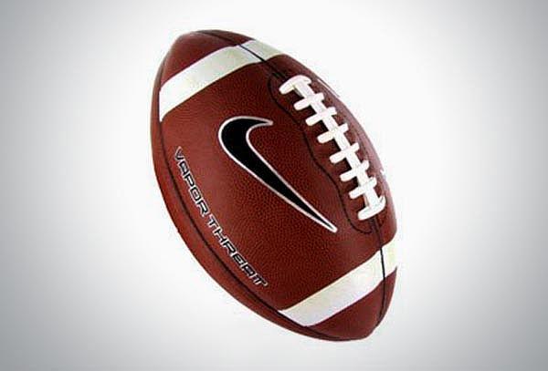 Balón Americano Nike Vapor # 9