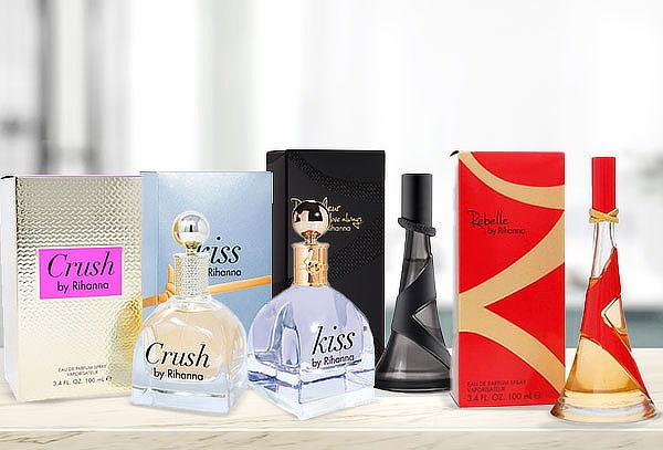 """Perfume para Dama """"Rihanna"""" ¡Elige tu preferido!"""