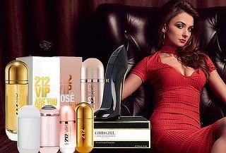 "Perfume para Dama ""Carolina Herrera"" en modelo a elegir"
