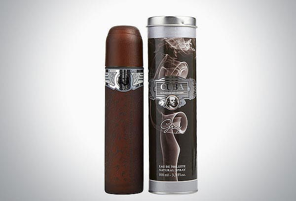 Colonia Cuba For Men en modelo a elegir
