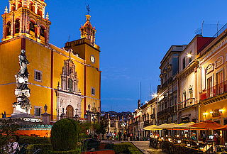 Guanajuato mágico 3D/2N Hotel + Transportación + Desayunos