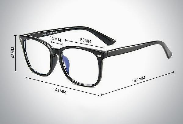 Gafas Blu Light especiales para la computadora ¡3 Colores!