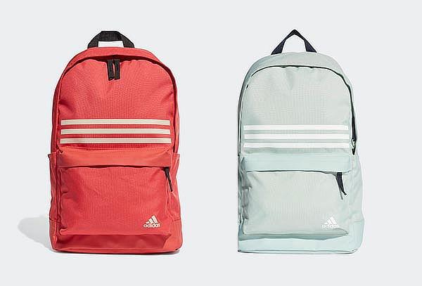 Mochila Adidas Classic 3-Stripes Pocket ¡Color a elegir!