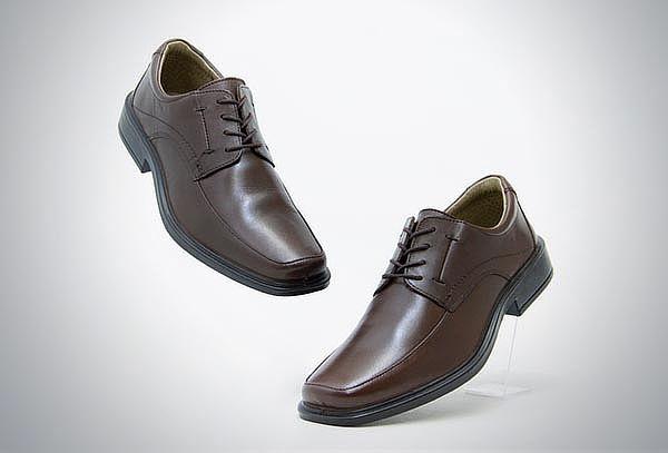 Zapato de vestir color Moka #25