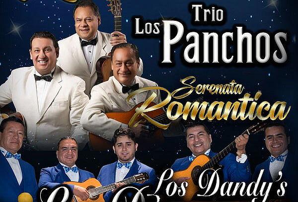 Serenata: Los Dandy's y Trio los Panchos Teatro Centenario