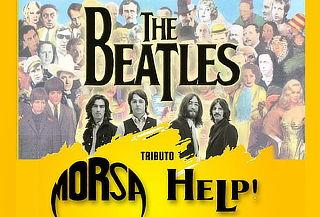 Tributo Beatles con Grupo Morsa y Help! Teatro Centenario
