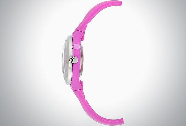 Reloj Armitron  Resina, Correa Color Rosa