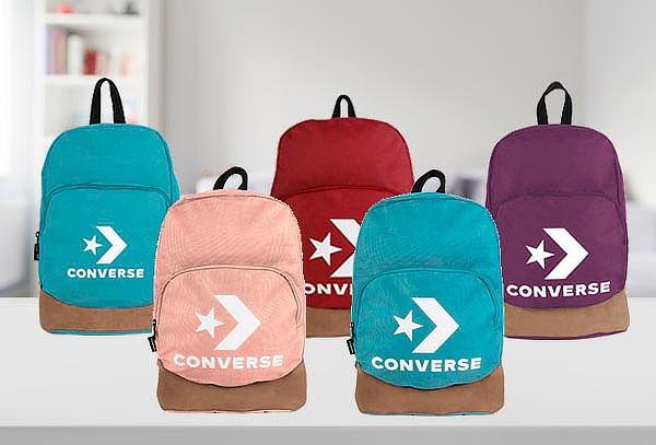 Mochila Converse Básica Unisex ¡Color a Elegir!