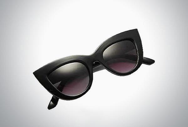 Gafas de Sol Cat Eye para Dama con Protección UV