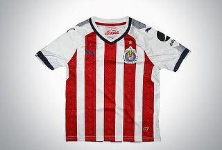 Jersey Chivas Original Jr Local 17/18