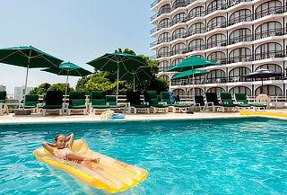 REAL BANANAS Acapulco 4D/3N Hotel + Alimentos Temporada BAJA