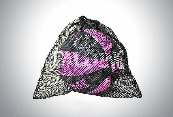 Balonera Spalding NBA Mesh para uno color negro