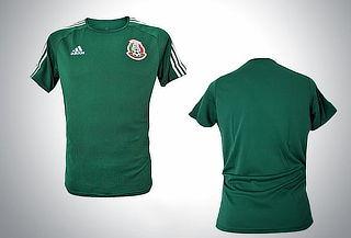 Jersey Adidas Original Selección Mexicana 2018