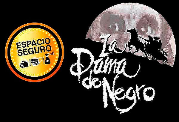La Dama de Negro en Teatro del Parque ¡Oct 31!