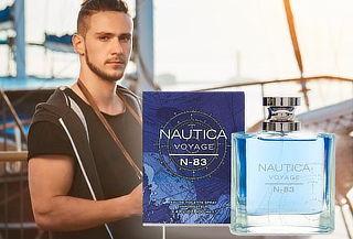 Loción Nautica Voyage N-83 For Men100 ml