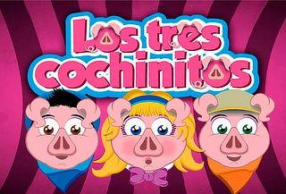 Los Tres Cochinitos ¡Teatro Legaria!