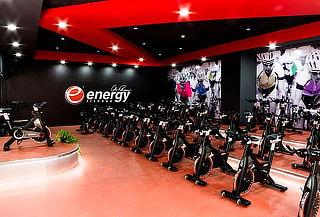 Energy Fitness: 1,2 ó 3 Meses + Membresia Uniclub