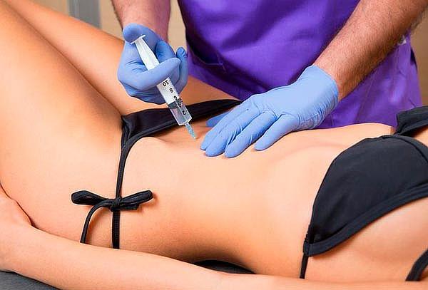 Reduce Medidas con aplicación de Mesoterapia
