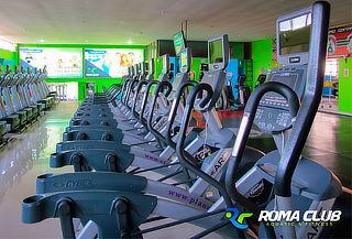 Roma CLUB 6 Meses Gym + 1 mes para tu amigo