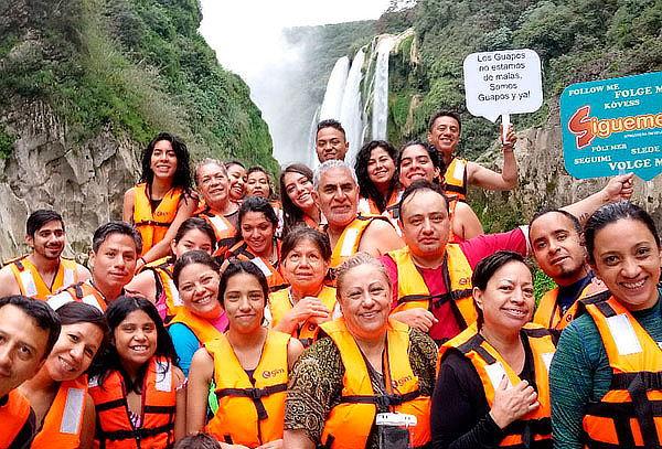 HUASTECA 20 Maravillas: Autobús + Hotel 4D/3N Ene, Feb o Mar