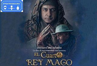 2x1 El Cuarto Rey Mago Teatro Enrique Lizalde