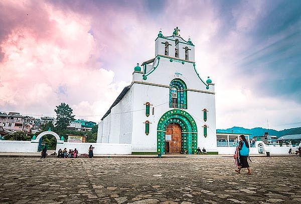 CHIAPAS 5D, San Cristóbal/Palenque & más MAR 31