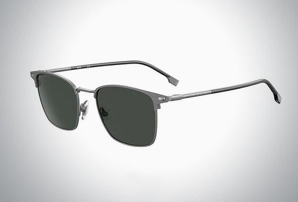Lentes de sol para caballero Boss by Hugo Boss matte brown