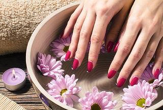Manicure Spa + Gelish en Gioventu Spa