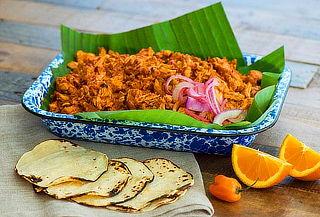 AHORRA: 1kg de Cochinita + Bebidas+ entradas en La PIBIL