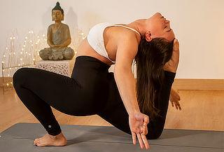 2x1 Yoga para principiantes curso online vía Zoom
