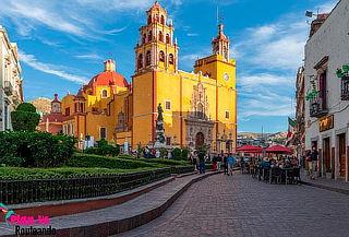 Guanajuato Romántico: Desayuno + San Miguel de Allende 2D/1N