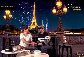 RELÁMPAGO: Inspark Tour Paris desde Casa + Opción a Visor