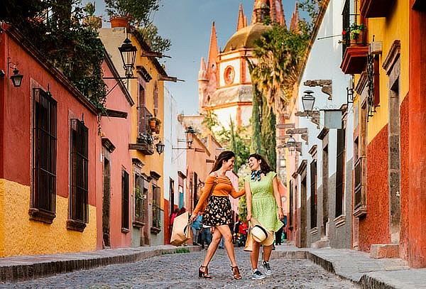 San Miguel de Allende+ Ranchito Cascabel. Abril 24