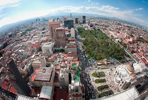 Acceso Mirador torre Latino + Museo y la Torre