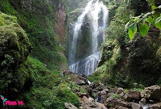 Puebla: Cascadas Paraíso + Pueblo Mágico de Pahuatlán