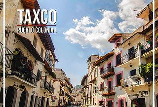 Grutas de Cacahuamilpa y Taxco mágico