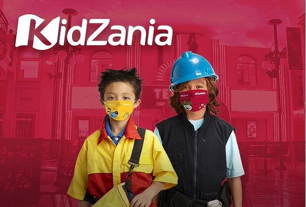 VACACIONES KidZania Paquete Familiar 2 Adultos + 2 o 4 Niños