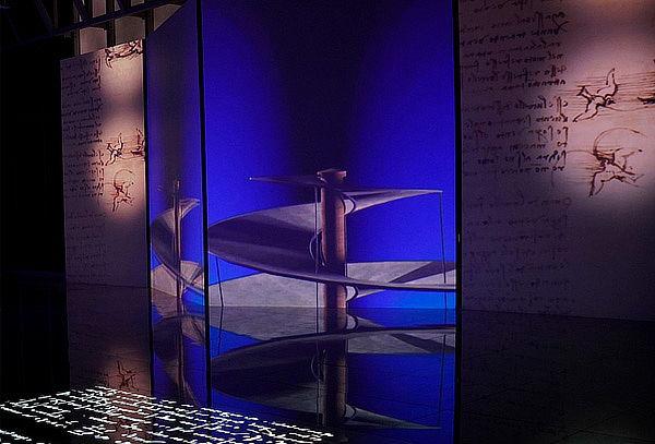 Da Vinci Experience en Plaza Carso ¡Viaje Sensorial de 360°!
