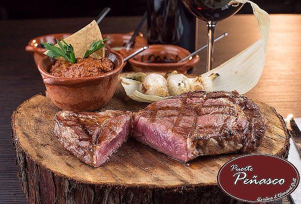 Para 2: Filete, Jugo de Carne y Más en Puerto Peñasco