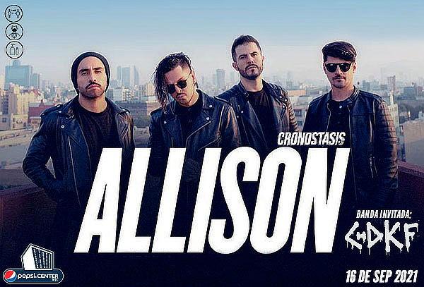 Allison en concierto Pepsi Center WTC ¡16 de Septiembre! | Cuponatic