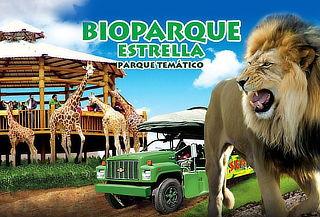 Pasaporte Aventura en Bioparque Estrella